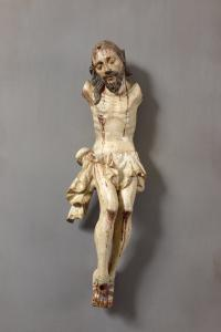 Crocifisso, scultore tirolese inizio del XVII Secolo