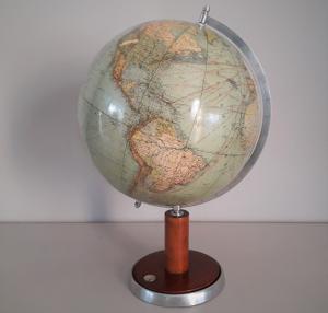 Globe Earth Columbus, 1938