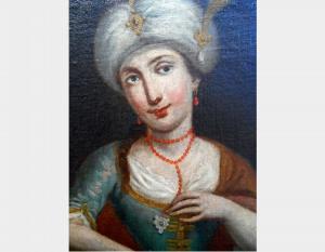 Coppia di dipinti olio su tela Art 455