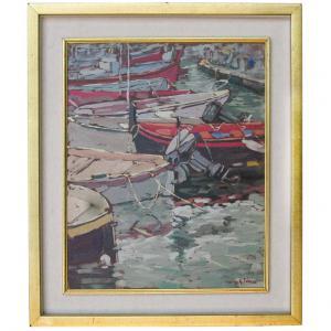 Barche a Camogli
