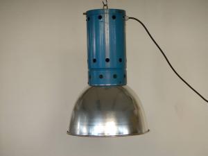 lampada vintage industriale anni 70