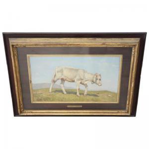 Dipinto olio su tavola firmato Alberto Cecconi (1897-1973) PREZZO TRATTABILE
