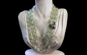 Prinite necklace, palette firmness