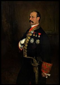 Хенаро Родригес Де Олавиде (1849-?) - Джентльмен короля Испании Амедео I.