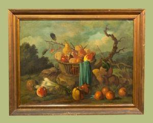 Испанская школа (начало 19 века) - Осеннее предложение