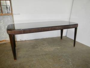 mesa de jantar estilo paolo buffa milão 1940