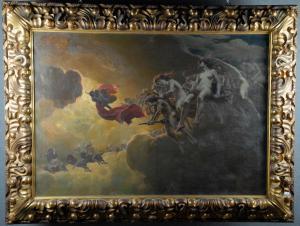 CESARE VIAZZI-``女巫的旅程''
