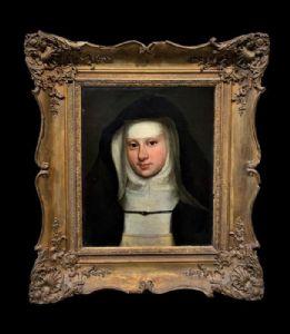 Jean-baptiste Regnault (1754-1829) [attrib.] - Una bella suora
