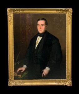 Antonio María Esquivel (1806-1857) - Pedro José Pidal, Direttore della Royal Academy of History