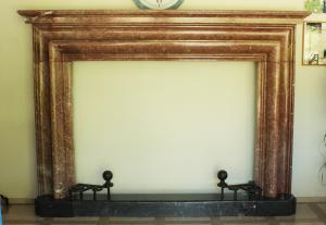 SALVATOR ROSE FIREPLACE