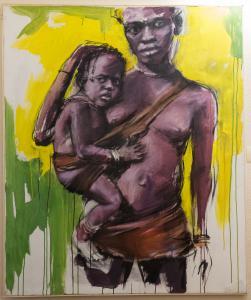 Madre africana GINO BALENA