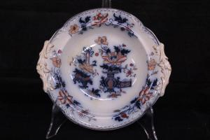 Beautiful Meissen Japanese porcelain plate
