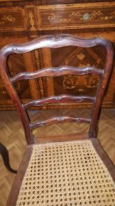 4 sedie rocail