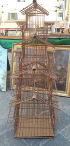 PAGODA 900 cage