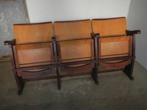 sedie da cinema anni 50