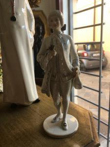 Austrian porcelain sculpture