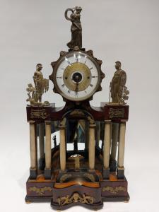 Orologio a pendolo prima metà XIX secolo