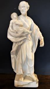 Saint Joseph with the Child