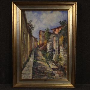 印象派风格的意大利绘画