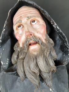 Сан-Франческо да Паола XVIII века, неаполитанская скульптура