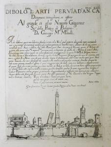 Mitelli, Giuseppe Maria. L'arti per via disegnate, esemplari della Regia Cacografia