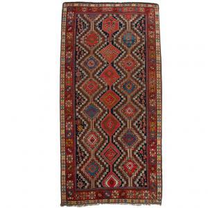 来自私人收藏的高加索Shirvan地毯