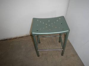 industrial stool from the 70s