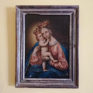 Madonna und Kind
