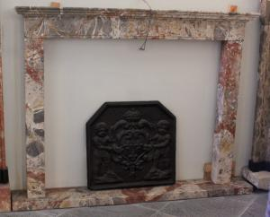 CHAMBER IN MARBLE