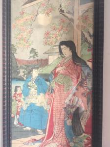 Chinese 19th century print