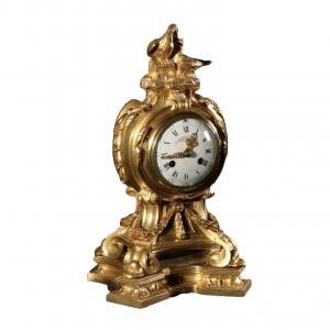 Orologio da Mensola Henry Dasson