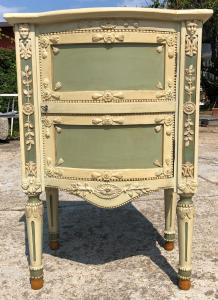 imposing and rare furniture of the Bonzanigo of 1800