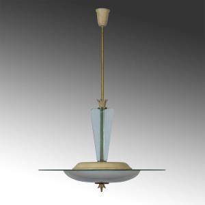 Gio Ponti-Fontana Arte的枝形吊灯