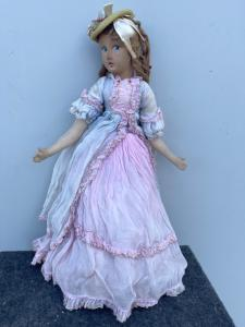 Тканевая кукла Lenci Турин