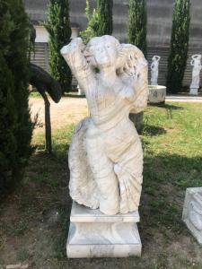 Мраморная скульптура 60x140h