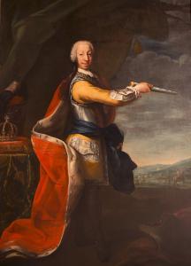 Ritratto di Carlo Emanuele III di Savoia