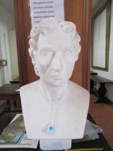 Busto in marmo