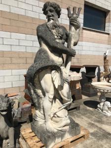 Stone statue 110x65x250h