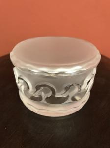 ciotolina in cristallo di Rene' Lalique