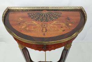 Tavolino Consolle Napoleone III - CA/1167