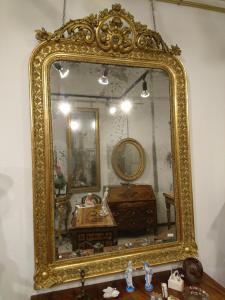Spiegel Louis Philippe