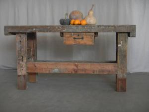 30's joiner's bench