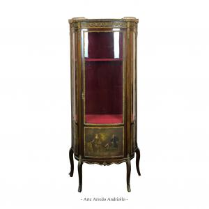 Antique Louis XV style display case