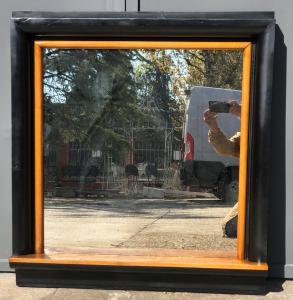 beautiful Art-Decò mirror