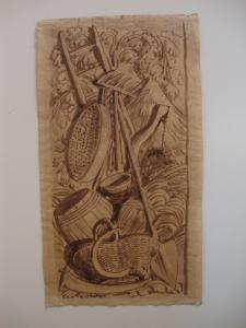 Alegoria do trabalho camponês