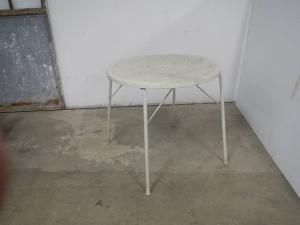 tavolo da giardino anni 80