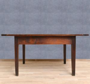 Tavolo in noce primi '800, Walnut table early 1800s