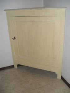 拐角的橱柜