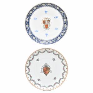 Piatti in porcellana Toussi Court, Toussi Court porcelain dishes