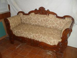 divano Carlo X